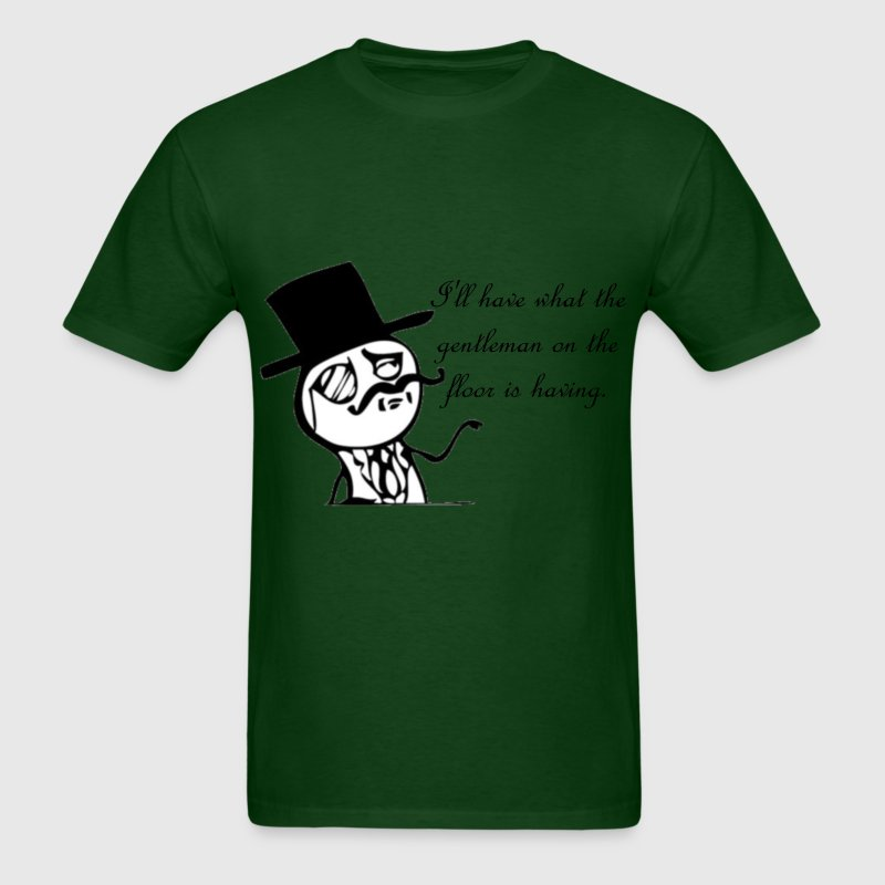Drinking Like A Sir - Men's T-Shirt