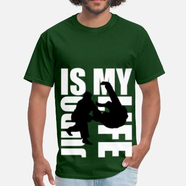 judo is my life - Men's T-Shirt