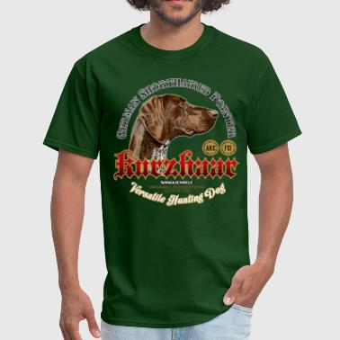 German Shorthaired Pointer gsp-kurzhaar - Men's T-Shirt