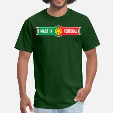Made In Portugal Portugal Made in Portugal - Men's T-Shirt