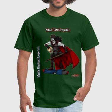 Vlad The Impaler No BG - Men's T-Shirt