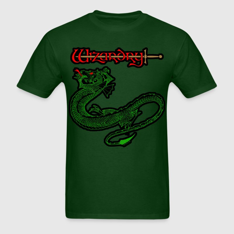 Wizardry - Men's T-Shirt
