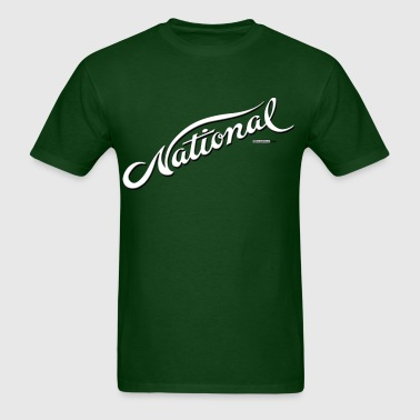 National script - Men's T-Shirt