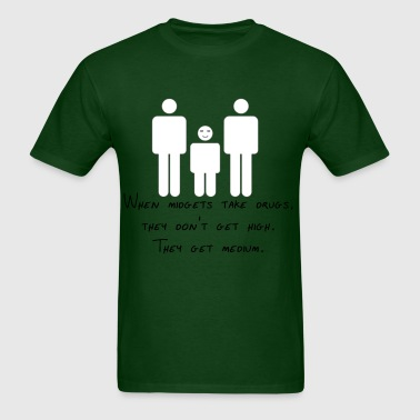 Super-Size Me - Men's T-Shirt