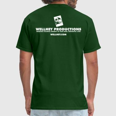 Back 2 Back WHP Back Design 2 - Men's T-Shirt