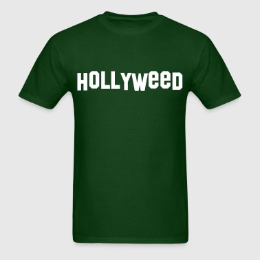 Hollyweed - Men's T-Shirt