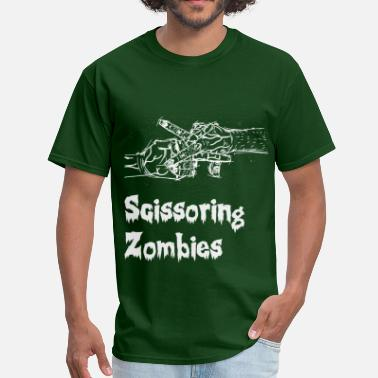 Gross Rock Band Scissoring Zombies Sweater - Men's T-Shirt