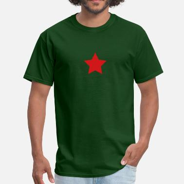 Red Stars RED STAR - Men's T-Shirt