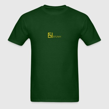 Fonts E F L N H - Men's T-Shirt