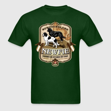 newfie - Men's T-Shirt