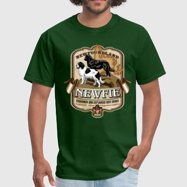 Newfie newfie - Men's T-Shirt