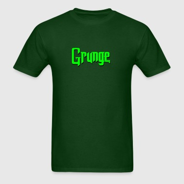 grunge green - Men's T-Shirt