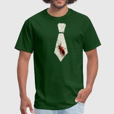 Stinks artTS pic Stink Bug Necktie tie - Men's T-Shirt