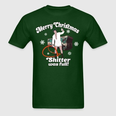 Cousin Eddie Shitter Was Full - Men's T-Shirt