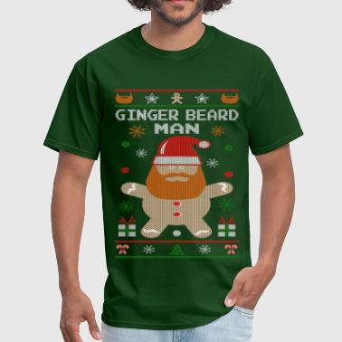 Ginger Beard Man Ginger Beard Man - Men's T-Shirt