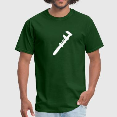 Clue Game Piece - Wrench - Men's T-Shirt