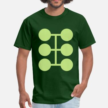 Multiple Man Inspired Design - Men's T-Shirt