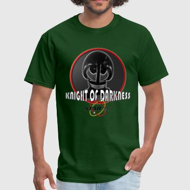 Knight of Darkness - Men's T-Shirt