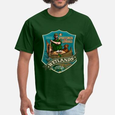 Gundog wetlands - Men's T-Shirt