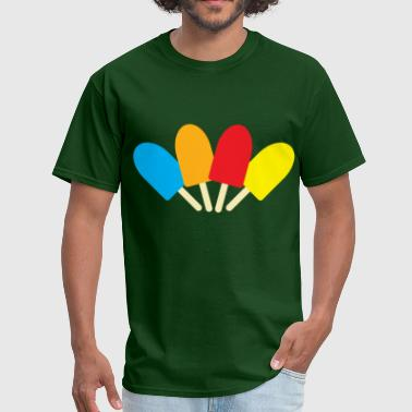 Ice Pops ice pops spread - Men's T-Shirt