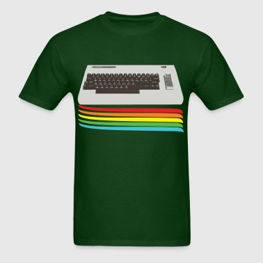 keyboard (commodore vic 20) - Men's T-Shirt