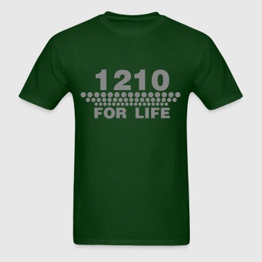1210 For Life - Men's T-Shirt