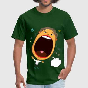 Comic Funny - Men's T-Shirt