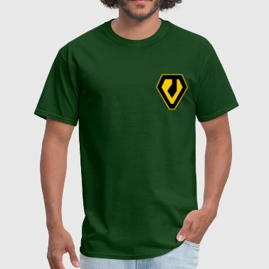 Zen Alien tradi_logo - Men's T-Shirt