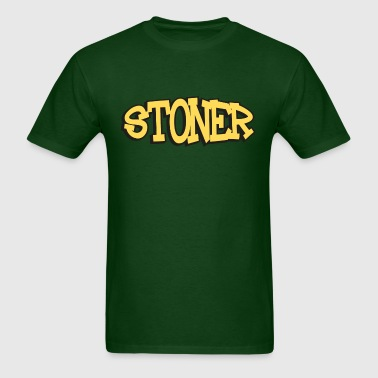 Marijuana Stoner - Men's T-Shirt