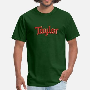 Taylor Taylor Guitars Bold - Men's T-Shirt