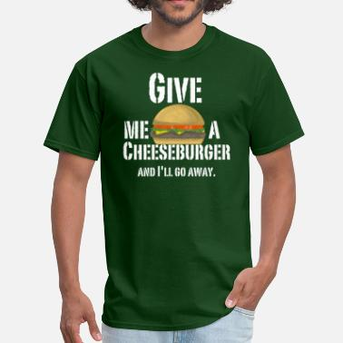 Cheeseburger Cheeseburger Shirt - Men's T-Shirt