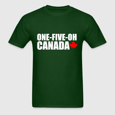 one-five-oh-canada - Men's T-Shirt