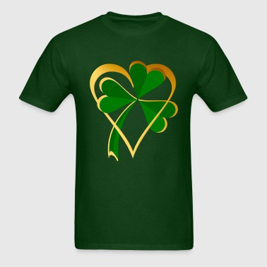 I Love St. Patrick's - Men's T-Shirt