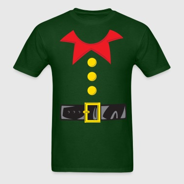 Elf Costume - Men's T-Shirt
