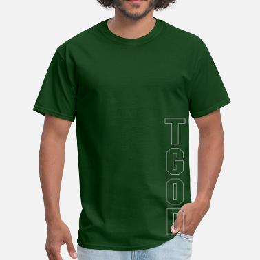 TGOD Vertical 2014 Update - Men's T-Shirt