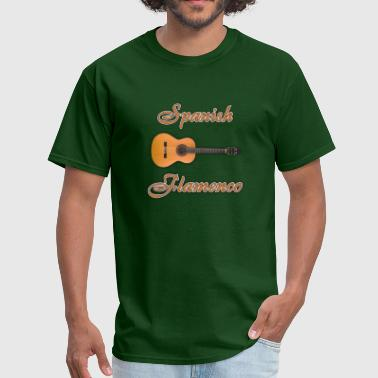 Spanish Flamenco - Men's T-Shirt