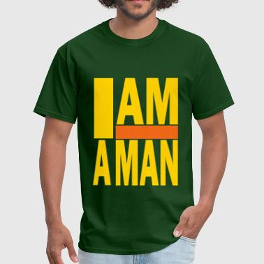 Racial Injustice I AM A MAN - Men's T-Shirt