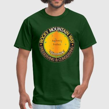 Aspen Conservation - Men's T-Shirt