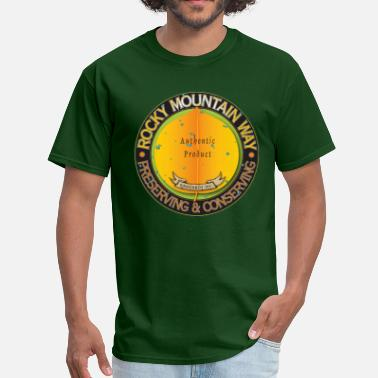 Aspen Tree Aspen Conservation - Men's T-Shirt