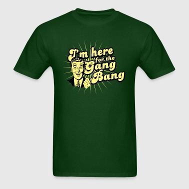 The Gangbang - Men's T-Shirt