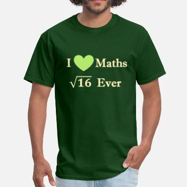 Formula Calculus i_love_maths_4_ever - Men's T-Shirt