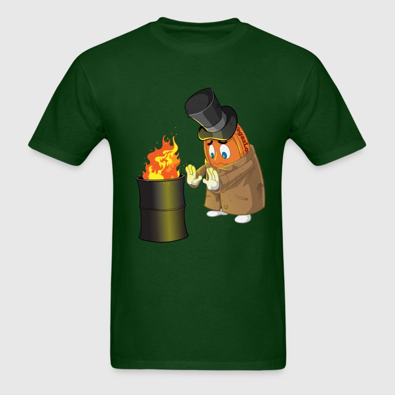 THE HOBO PENNY - Men's T-Shirt