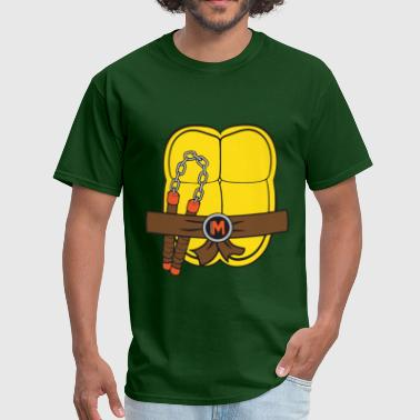Nunchaku Turtles Nunchaku - Men's T-Shirt