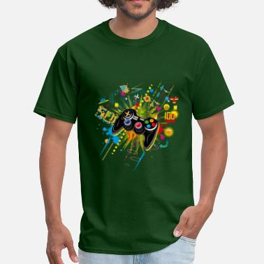 Video Game Gamepad Video Games - Men's T-Shirt