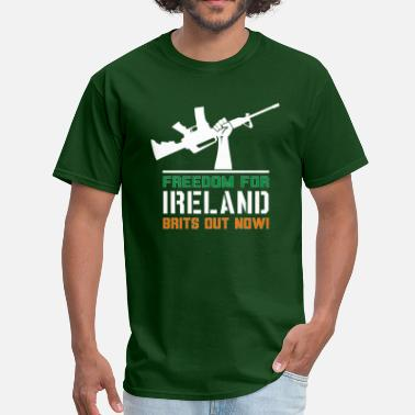 Ira Freedom for Ireland! - Men's T-Shirt