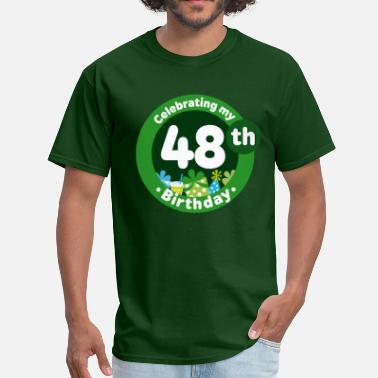 48th Birthday 48th Birthday Party - Men's T-Shirt
