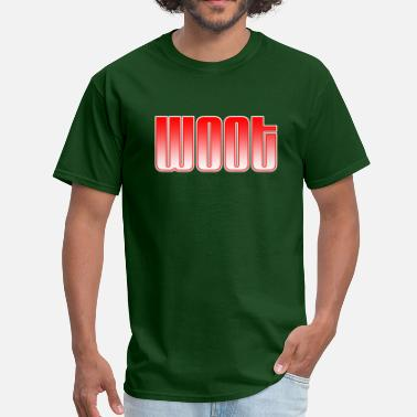 Woot woot - Men's T-Shirt