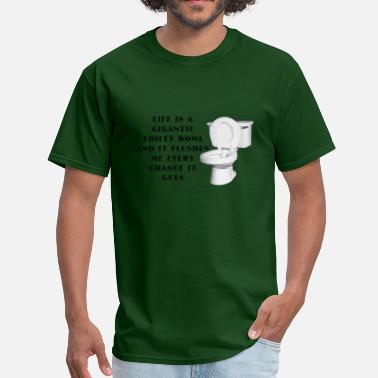 Pearl Pearls of Wisdom - Men's T-Shirt