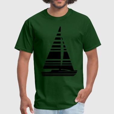 Sailing Boat Sail Boat - Men's T-Shirt