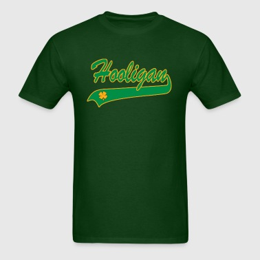 Irish Hooligan - Men's T-Shirt